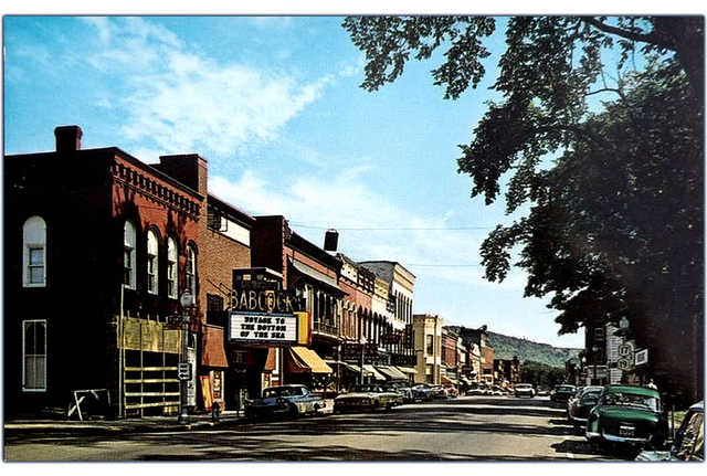 Babcock (Grand)...Wellsville New York