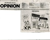 Dec 9, 2012 Phila. Inquirer editorial cartoon
