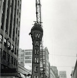 WARNER Theatre (later GRAND CINEMAS 1 & 2); Milwaukee, Wisconsin.