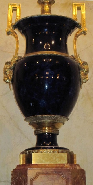 Palace Theatre (Cleveland) - Lobby Urn