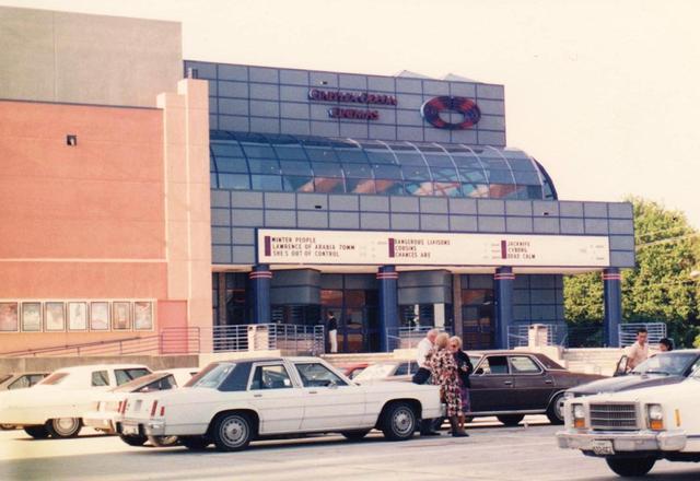 Spectrum Cinema 1989