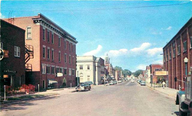 COSMO Theatre; Merrill, Wisconsin.