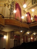 Palace Theatre (Cleveland) - Auditorium sidewall from stage