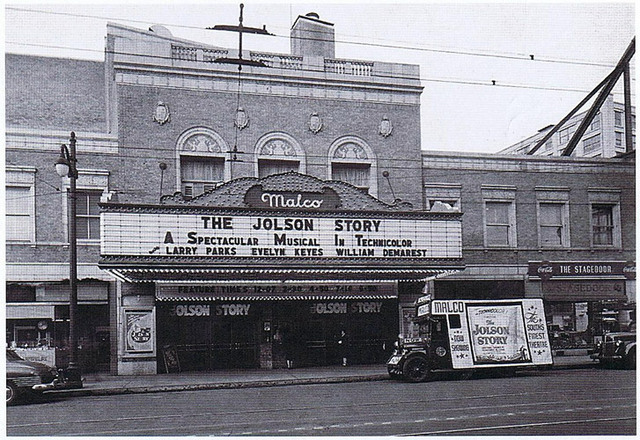 Malco Theatre, 1946