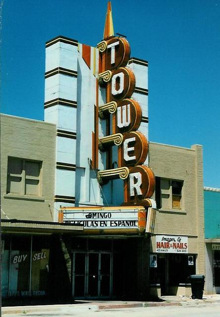 Tower Theater - Oklahoma City, OK  June 1996