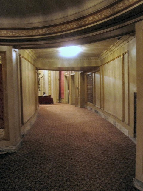 Palace Theatre (Cleveland) - Balcony Foyer