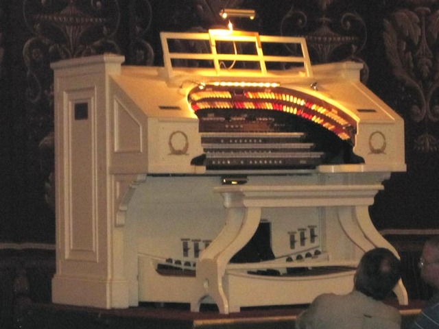 Palace Theatre (Cleveland) - The Organ