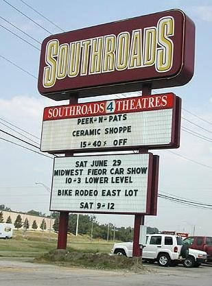 Southroads Theatre 3