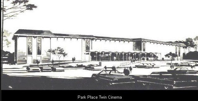 Park Plaza Twin Cimema Theater