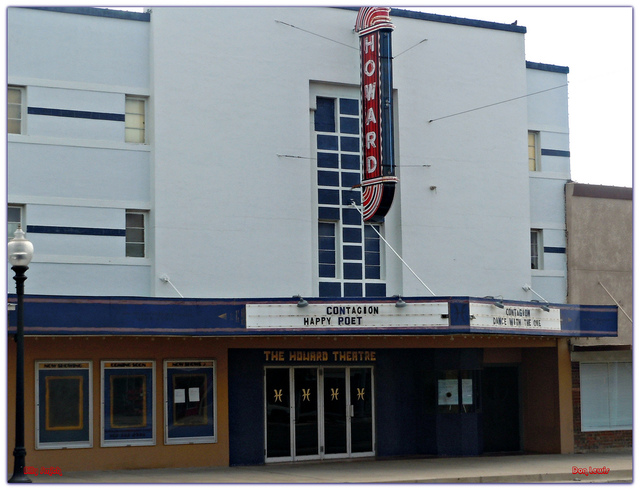 Howard Theatre...Taylor Texas