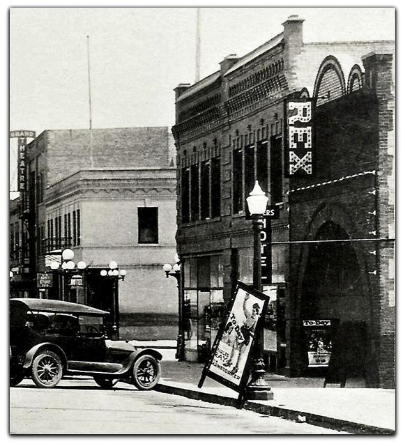 Grand Theater...Bemidji Minnesota