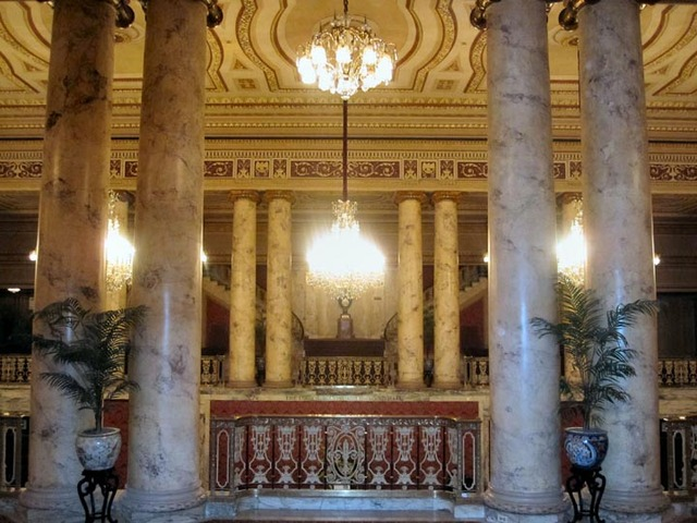 Palace Theatre (Cleveland) - Grand Lobby