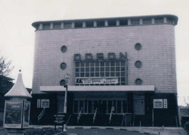 Odeon Redhill