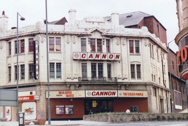 Cannon Rotherham