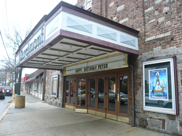 Larchmont Playhouse - Front Entrance