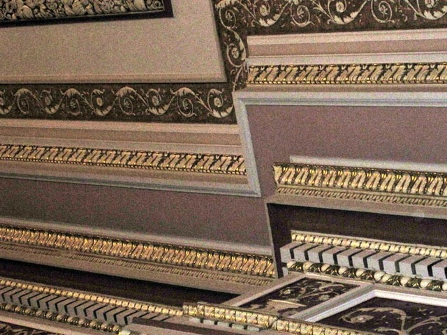 Palace Theatre (Cleveland) - Grand Lobby Ceiling Detail