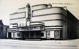 <p>A 1938 picture of the Hill Theatre in all its art deco glory.</p>