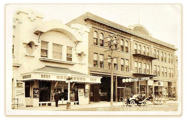 Orpheum Theatre...Havre Montana