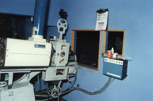 Small booth equipment