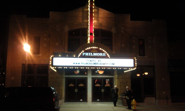 The Philmore on Broadway (orginally, the Broadway Theater)