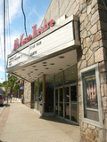 Mount Kisco Cinema Marquee and Entrance
