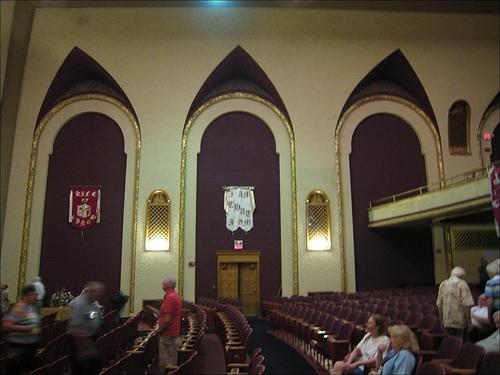 PARADISE Theatre; West Allis, Wisconsin.
