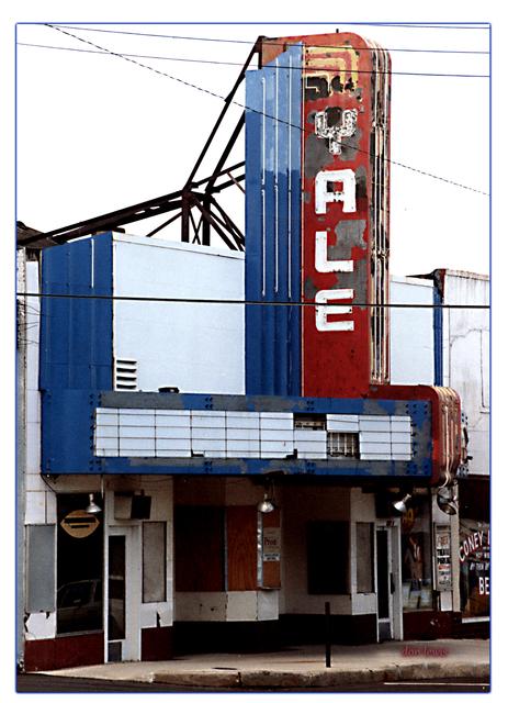 Yale Theater In Oklahoma City Ok Cinema Treasures