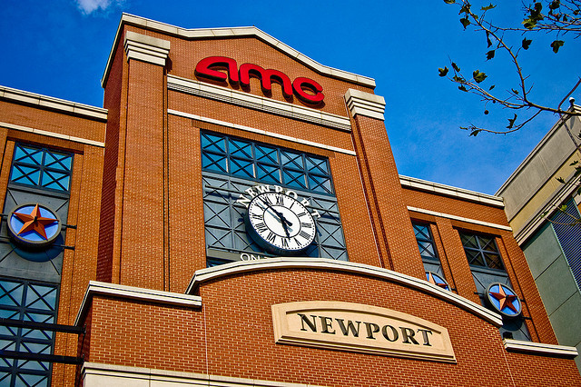AMC Newport on the Levee