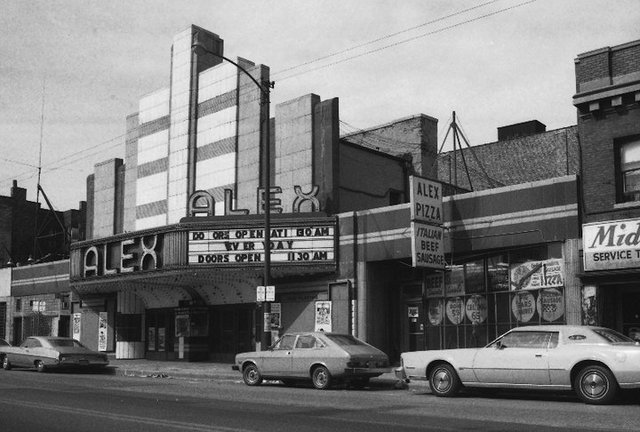 Alex Theater - Madison & Hamlin (Chicago's West Side)