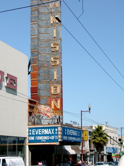 New Mission Theatre
