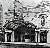 CRYSTAL Theatre; Milwaukee, Wisconsin.