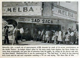 MELBA Theatre; Batesville, Arkansas, April 1958.