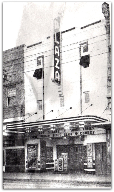 Plaza Theatre...Sherman Texas