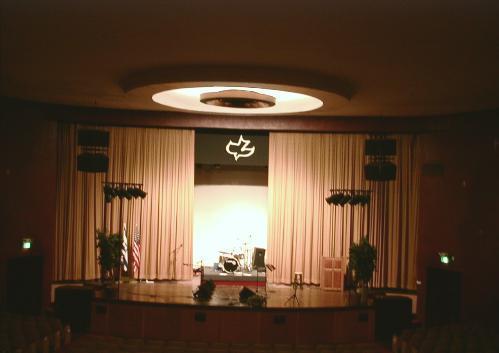 Roxy Stage