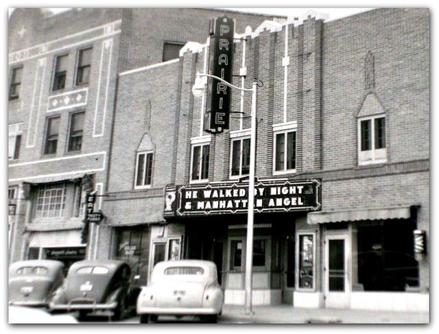 Prairie Theater...Ogallala Nebraska
