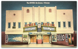 Sevier Theatre...DeQueen Arkansas