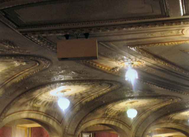 Palace Theatre (Cleveland) - Balcony Soffit