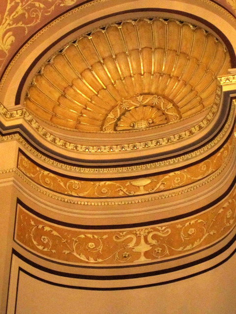 Palace Theatre (Cleveland) - Ornamental Details, grand lobby