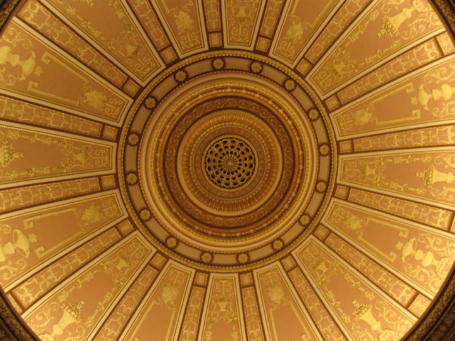 Palace Theatre (Cleveland) - Auditorium Cove Ceiling