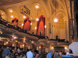 Palace Theatre (Cleveland) - Auditorium sidewalls from orchestra level
