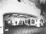COMMODORE THEATER interior