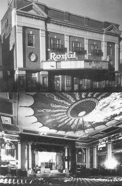 ROYAL THEATER 1524 South Street