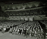 North Hall in 1944