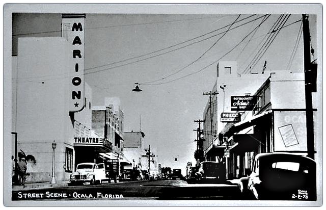 Marion Theatre...Ocala Florida