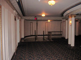 Allen Theatre (Cleveland) - Stairway down from balcony
