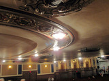 Allen Theatre (Cleveland) - Rear orchestra and balcony soffit
