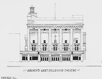 ENGLEWOOD Theatre; Chicago, Illinois.