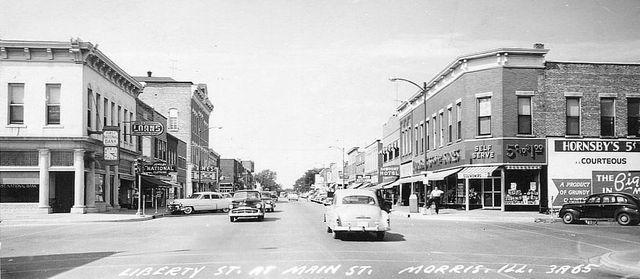 TIMES Theatre; Morris, Illinois.