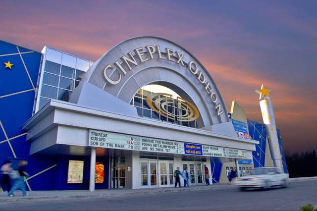 Cineplex Odeon Meadowtown Cinemas