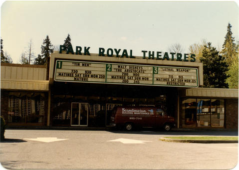 Park Royal Cinemas